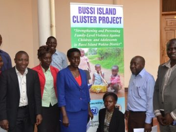 Bussi Island Cluster Project